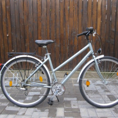 Bicicleta de oras, 20 inch, 28 inch, Numar viteze: 21 - Bicicleta Kelvin, import Germania