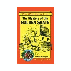 Carte Literatura Engleza - The Mystery of the Golden Skate