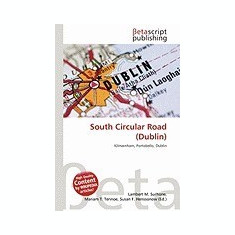 South Circular Road (Dublin) - Carte Literatura Engleza