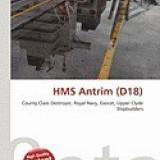 HMS Antrim (D18) - Carte Literatura Engleza