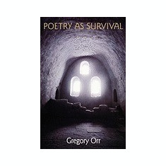 Poetry as Survival - Carte Literatura Engleza