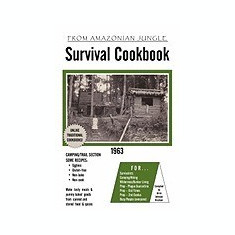 Carte Literatura Engleza - Survival Cookbook