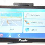 Aparate GPS PilotON pentru TIR /CAMION, toata Europa 2016, 12 GB factura, garantie, 7 inch, Lifetime, Car Sat Nav, peste 32 canale