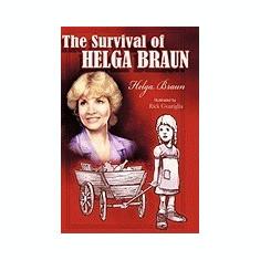 The Survival of Helga Braun - Carte Literatura Engleza