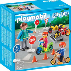 Copii Cu Semne De Circulatie Playmobil