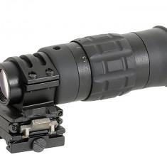 Luneta vanatoare - Magnifier ET 1.5-5X ACM
