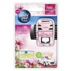 Odorizant AmbiPur Flower & Spring 7ml APARAT - Odorizant Auto