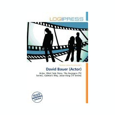 David Bauer (Actor) - Carte Literatura Engleza