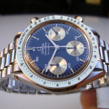 Omega Speedmaster Chronograph 46 jewels 18k & Stainless Steel -REDUCERE!