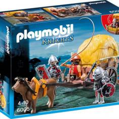 Cavaleri Soim Cu Trasura Camuflata Playmobil