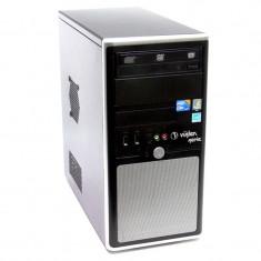 Sisteme desktop fara monitor Viglen, Intel Core i5, Peste 3000 Mhz, 4 GB, 200-499 GB, Socket: 1156 - Calculator Intel Core i5-670 3.46GHz (3.73GHz), 4GB DDR3, 320GB, DVI, DVD-RW