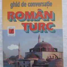 Agiemin Baubec/Ferian Ismail - Ghid de conversatie Altele Roman Turc