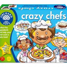 Joc Educativ Bucatarii Nazdravani Crazy Chefs orchard toys
