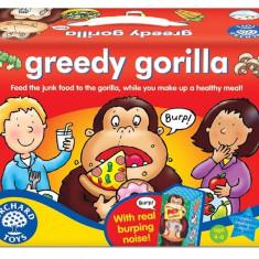 Joc Educativ In Limba Engleza Maimutica Lacoma Greedy Gorilla orchard toys
