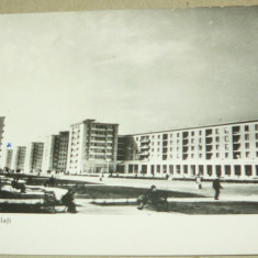 Galati - blocuri comuniste - 2+1 gratis - RBK12527 - Carte Postala Oltenia dupa 1918, Circulata, Fotografie