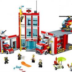 Remiza De Pompieri - LEGO City