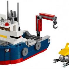 Nava De Explorare Oceanica - LEGO Creator