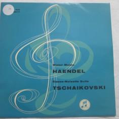 Tschaikovski - Water Music/Casse-Noisette _ vinyl(LP) SUA - Muzica Clasica Columbia, VINIL