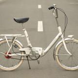Bicicleta pliabile, 17 inch, 20 inch, Numar viteze: 2 - Motobecane Automatic - Bicicleta pliabila