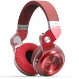 Casti Wireless / Bluetooth / Microfon - Bluedio TS2 - Culoare Rosie