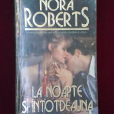 Roman dragoste - Nora Roberts - La noapte si intotdeauna - 507115
