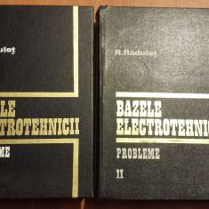 Carti Electrotehnica - Bazele electrotehnicii - R. Radulet (2vol.)
