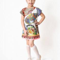Rochie fete Monsoon Bella (Culoare: ivoire, Imbracaminte pentru varsta: 12 ani - 152 cm)