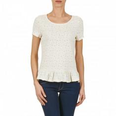 Bluza Vero Moda din dantela - art. 10155268 alb - Bluza dama Vero Moda, Marime: XS, S, M, L, XL