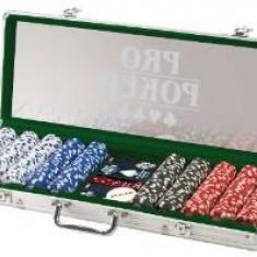 Vehicul - Joc de poker cu 500 jetoane, Propoker