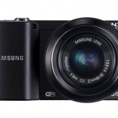 Camera foto Samsung Mirrorless NX1000 cu obiectiv 20-50mm - Aparat Foto Mirrorless Samsung, Kit (cu obiectiv), 20 Mpx