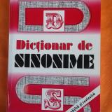 DICTIONAR DE SINONIME - BULGAR ,APROAPE NOU .