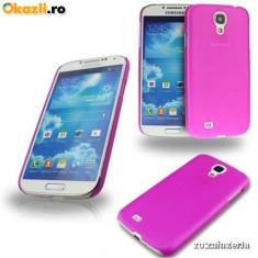 Folie de protectie, Samsung Galaxy S4, Anti zgariere - Folie de sticla securizata Samsung Galaxy S4 + Husa Samsung Galaxy S4