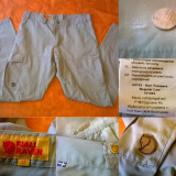 Pantaloni barbati - Pantaloni FJALL RAVEN G1000 (52) barbati fjallraven vanatoare pescuit munte tura