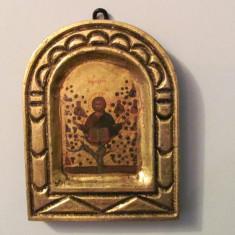 Icoana pe lemn - CY - Icoana bizantina, copie fidela,