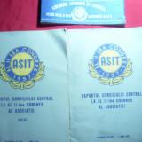 Al II-lea Congres ASIT (Asoc. Ingineri si Tehnicieni)-1957 -Raport la Congres