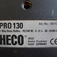 Boxe raft/surround Heco Pro 130, 2 cai basreflex