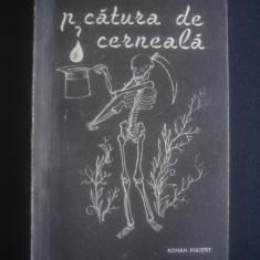 AGATHE CRISTIE - PICATURA DE CERNEALA - Carte politiste