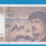 Franta 20 francs 1993 3 - bancnota europa