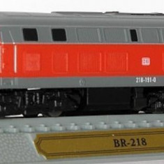 Macheta locomotiva BR-218 scara 1:160 - Macheta Feroviara, N, Locomotive