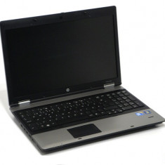 Laptop HP ProBook 6550b, Intel Core i5 450M 2.4 Ghz, 3 GB DDR3, 320GB HDD SATA, DVDRW, Wi-Fi, Card Reader, Webcam, Display 15.6inch
