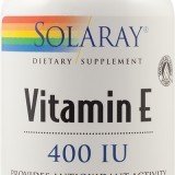 Vitamina E 400UI - 50 capsule gelatinoase moi - Supliment nutritiv