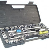 Trusa de chei tubulare 52 piese - Cheie mecanica