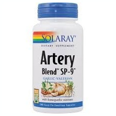 Artery Blend 100 capsule vegetale - Supliment nutritiv