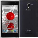 Telefon mobil Karbonn, Negru, 8GB, Neblocat, Dual core, 1 GB - Vand telefon Karbonn