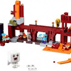 LEGO Minecraft - Fortareata din Nether (21122)