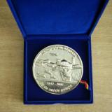 Medalii Romania - MD2 - AVIATIE - AEROPORTUL BANEASA - 90 DE ANI DE AVIATIE - BUCURESTI 2002