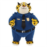 Jucarie plus Officer Clawhauser - Zootropolis