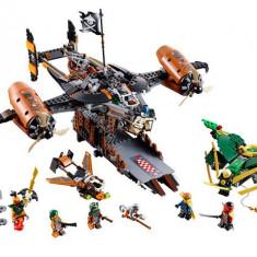 LEGO Ninjago - Nava Misfortune's Keep (70605)