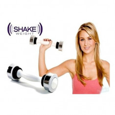 Gantera Shake Weight femei