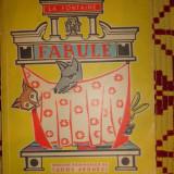 Fabule (ilustratii- Mircea Morosin) an 1962/95pag- La Fontaine